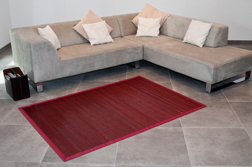 Bambusteppich  Bambusteppich Bambus Teppich Läufer Wohnzimmer Vorleger | eBay