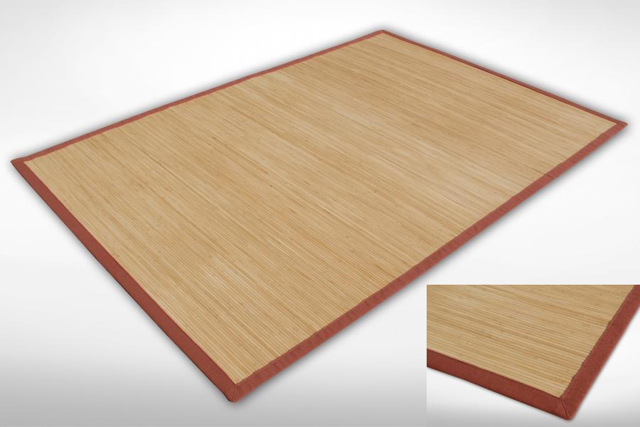 Bambusteppich Bambus Teppich Läufer Wohnzimmer Vorleger  eBay