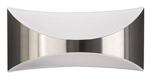 design wandleuchte edelstahl wandlampe au en lampe. Black Bedroom Furniture Sets. Home Design Ideas