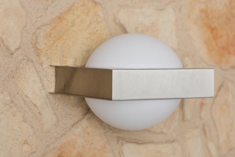 design wandleuchte wandlampe innen aussen leuchte lampe. Black Bedroom Furniture Sets. Home Design Ideas